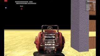 ROBLOX: BLACK OPS 2 COD ZOMBIES OUT OF THE MAP