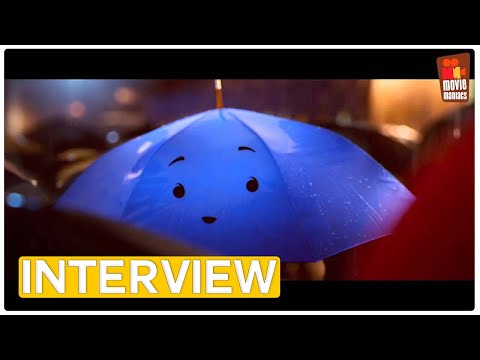 Die Monster Uni - The Blue Umbrella   Saschka Unseld Interview (2013) from YouTube · Duration:  5 minutes 58 seconds