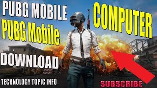 How to download PUBG Mobile ON ANY Computer Laptop Mac
