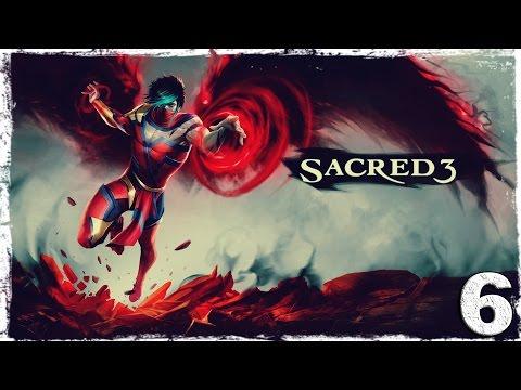 Смотреть прохождение игры Sacred 3. #6: Рудники Альказабы.