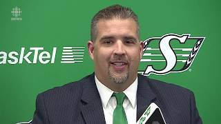 Saskatchewan Roughriders name Jeremy O'Day as new general manager