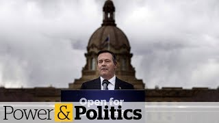 Kenney threatens referendum on equalization to get Trans Mountain pipeline built