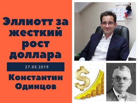 Эллиотт за жесткий рост доллара - Константин Одинцов
