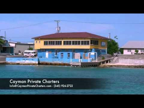 Cayman Private Charters - GT Harbour