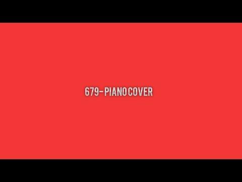 679 Fetty Wap Piano Instrumental Cover
