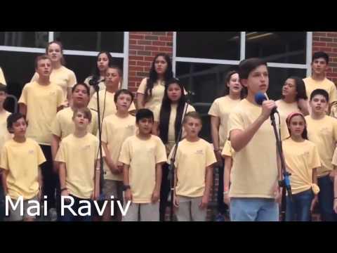 00:30H - Blake Mcgraw - Kid Sings 'Vance Joy - 'Riptide' AWESOME - HD - 00:30H