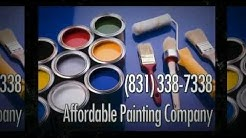 Painter Santa Cruz CA (831) 338-7338 Affordable Painting Company, Commercial and Residential Painter