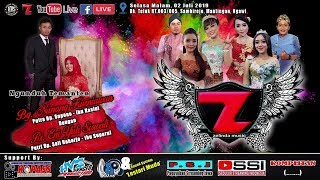 Live Streaming Campursari ZELINDA MUSIC // BG & LESTARI TELUK AUDIO // HVS SRAGEN CREW 01