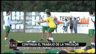 SELECCION BOLIVIANA  ALEJANDRO CHUMACERO