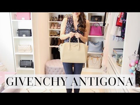 What\'s In My Bag + Givenchy Antigona Review! - YouTube