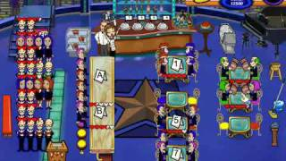 Let's Play Diner Dash 2: Restaurant Rescue 32 - Mobile Phone Conference