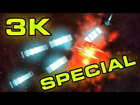 Hacking developers? A new ship and game mode?  3K/Christmas special  - Starblast