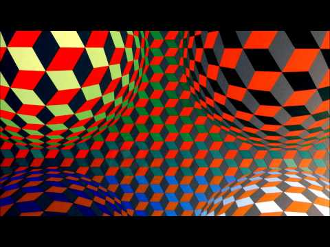 Op-Art of Vasarely