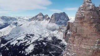 Sass Pordoi ( La terrazza delle Dolomiti) - Alta Val di Fassa ...