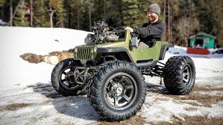 1000cc 4WD Go Kart Build Ep. 7