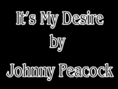 Its my desire by Johnny Peacock