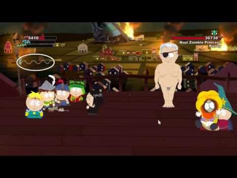 South Park: The Stick of Truth - Final Boss (No Commentary, Hardcore, No Equips)