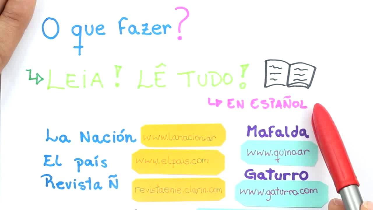 Como é A Prova De Espanhol No ENEM