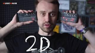 Patchblocks Minijam - набор карманных синтезаторов (обзор и демо)