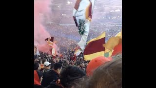 Football's most dangerous derby - lazio v as roma