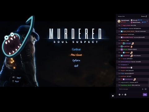 Jerma Streams - The Detective Stream [with Chat]