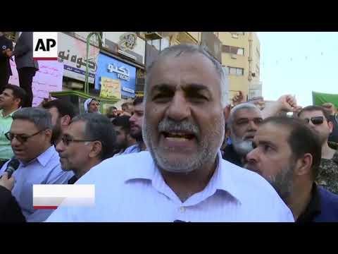 Irán realiza funerales de las víctimas del ataque en Ahvaz