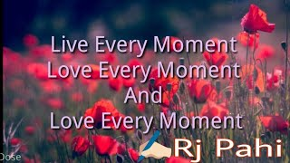 Rj Pahi motivational speech - whatsapp status video - by Your Love Dose