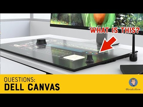 Questions: Dell Canvas