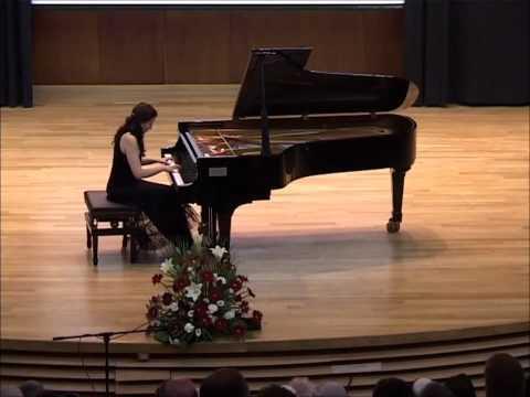 Sonia Rubinsky - Bachianas Brasileiras n°4: III. Ária (Cantiga) by Heitor Villa-Lobos