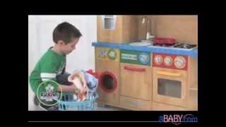 Kidkraft Kids Play Kitchen Sets -- Cook Together Kitchen