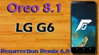 Download Official Android Oreo Lg G6 Videos - Dcyoutube
