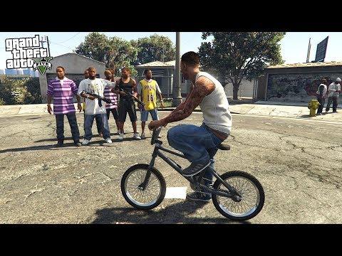 What Happens If CJ Returns to Grove Street in GTA 5?