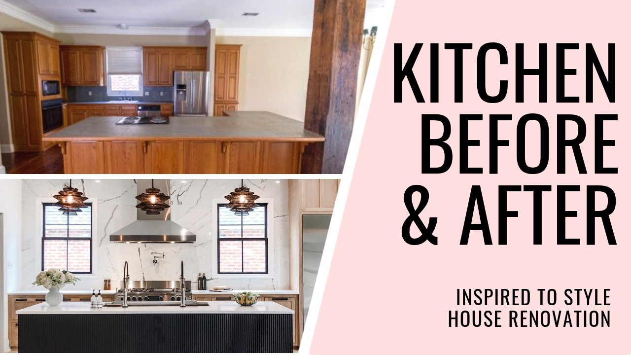 Galley Kitchen Remodel Ideas Before And After Youtube