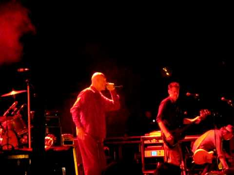 Midnight Oil - live Canberra 2009 - No Time For Games