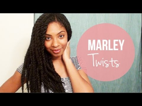 mae tries marley twists havana style twists youtube