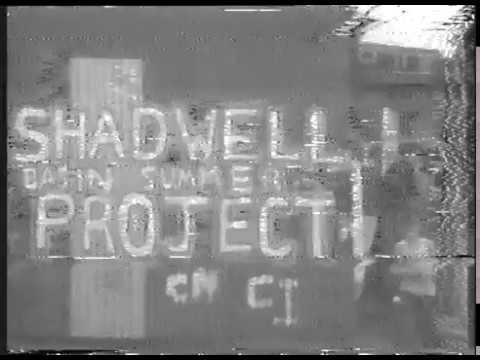 Shadwell Basin Summer Project