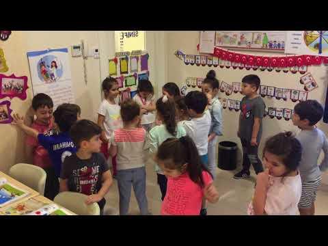 Etki Okulları  - Jüpiter Sınıfımız Eğlenerek Öğreniyoruzzz :)