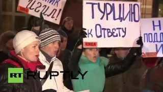 Sulmohet Ambasada e Turqis� n� Mosk�