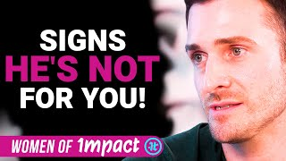 Relationship Expert Reveals Red Flags You Need to Watch Out For | Matthew Hussey on Women of Impact