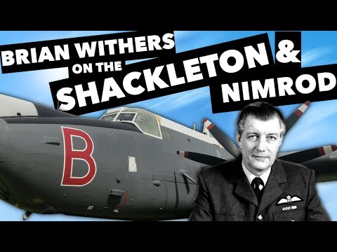 Interview with Brian Withers on the Shackleton and Nimrod