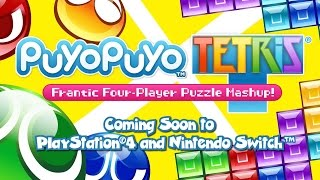 Puyo Puyo Tetris Demo Quick Play [Switch]