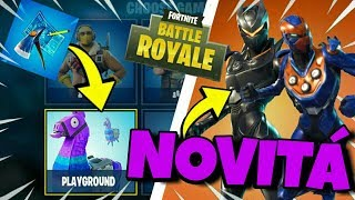 ULTIME REAL NEWS ON PLAY PARK - Skin OBLIVION/CRITERION in Fortnite