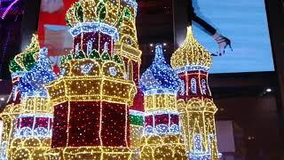 * Новый год в Москве *