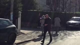 Ilda sa suprugom Bojanom stiže u očevu kuću - 19.02.2019.