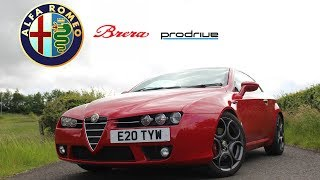 Alfa Romeo Brera S Videos
