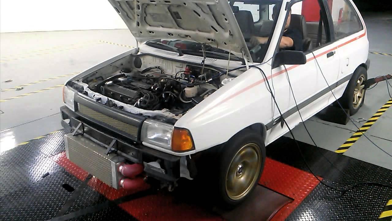 Matt's Festiva w/ 1.8l Turbo Mazda GTR swap, MS2 - SQC ...