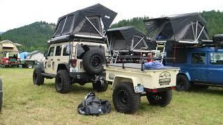 Northwest Overland Rally - Plain, Washington