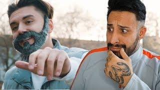 Bartmann REAGIERT auf Talha - Das Leben mit Bart