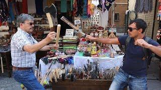 #2 Турция. Русские в нетуристических местах. Нападение с топором