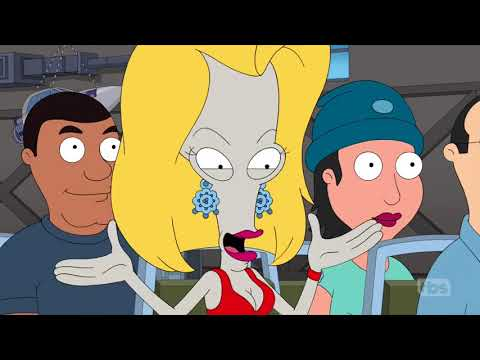 American Dad – The Life Aquatic with Steve Smith (clip1)